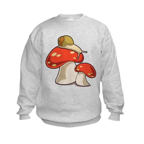 Snail Kids Sweatshirt