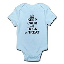Keep Calm - Trick or Treat Infant Bodysuit