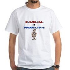 Casual = Productive Shirt