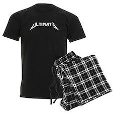 Ultimate Frisbee, Heavy Metal, pajamas