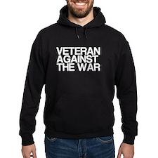 Veteran Against The War Hoody