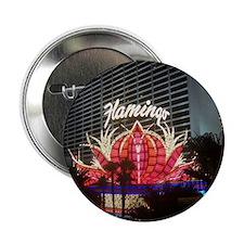 """Flamingo Hotel Las Vegas 2.25"""" Button (10 pack)"""