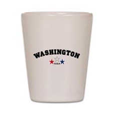 Washington Shot Glass