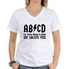 ABCD, We Salute You, Shirt