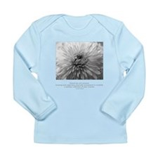 Reflection Creation Quote Long Sleeve Infant T-Shi