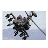 Apache Attack Helicopter Postcards (8)