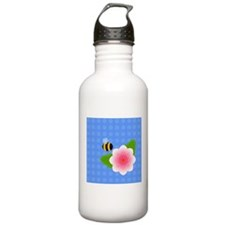 Bumble Blossom 01 Water Bottle