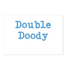 Double Doody Postcards (Package of 8)