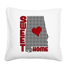 swet ala.png Square Canvas Pillow