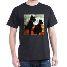A Scottie Christmas T-Shirt
