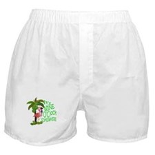 Its Wine OClock Somewhere Boxer Shorts