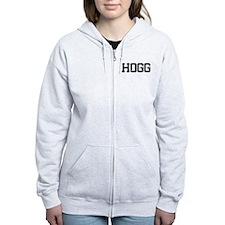 HOGG, Vintage Zip Hoody
