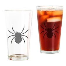 Spider Drinking Glass