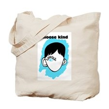 "WONDER ""choose kind"" Tote Bag"