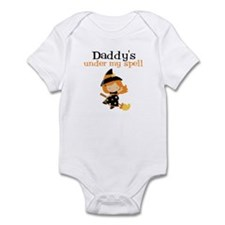 Daddys Under My Spell Onesie
