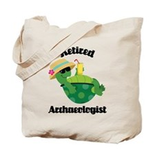 Retired Archaeologist Gift Tote Bag