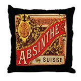 Absinthe Pillow