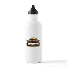 World's Greatest Locksmith Water Bottle