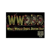 Daryl Dixon Zombie Ear Necklace Magnet