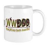Daryl Dixon Zombie Ear Necklace Small Mug