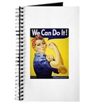 Rosie the Riveter Journal