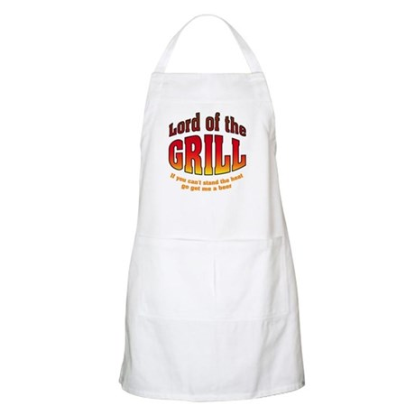 Lord of the Grill BBQ Apron