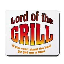 Lord of the Grill Mousepad