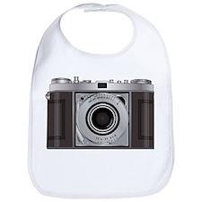 Retro Camera Bib