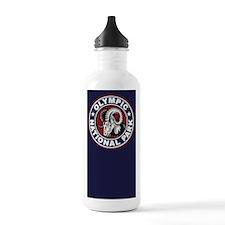 Olympic Ram Circle Water Bottle