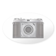 Retro Camera Decal