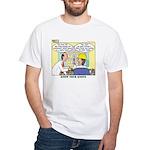 Nuclear KNOTS White T-Shirt