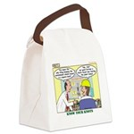 Nuclear KNOTS Canvas Lunch Bag