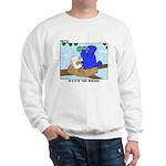 Bird Study Sweatshirt