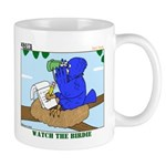 Bird Study Mug