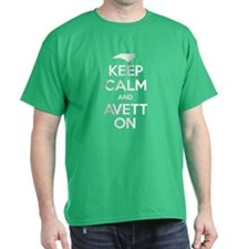 Keep Calm and Avett On - Men's Short Sleeve