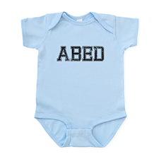 ABED, Vintage Infant Bodysuit