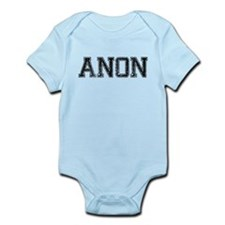 ANON, Vintage Infant Bodysuit