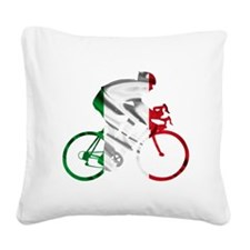 Giro d'Italia Square Canvas Pillow