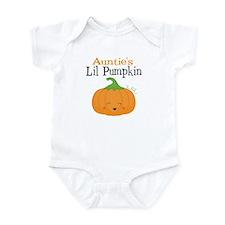 Aunties Little Pumpkin Baby Bodysuit