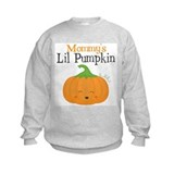 Mommys Little Pumpkin Sweatshirt