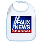 Faux News Channel - Bib
