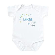 Star Pilot Lucas Infant Creeper