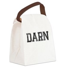 DARN, Vintage Canvas Lunch Bag