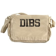 DIBS, Vintage Messenger Bag