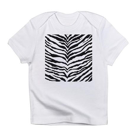 White Tiger Animal Print Infant T-Shirt