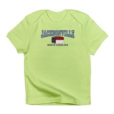 Jacksonville, North Carolina Infant T-Shirt