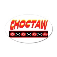 CHOCTAW Wall Decal