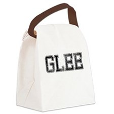 GLEE, Vintage Canvas Lunch Bag