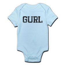 GURL, Vintage Infant Bodysuit
