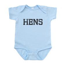HENS, Vintage Infant Bodysuit